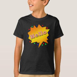 こんにちは Tシャツ