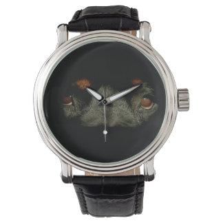 こんにちはBurglar氏 腕時計