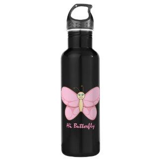 こんにちはButterfly® ウォーターボトル