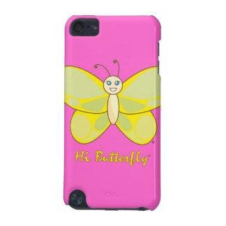 こんにちはButterfly® ipod touchの場合 iPod Touch 5G ケース