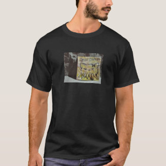 こんにちはCthulhu Tシャツ