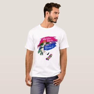 こんにちはFederals Im両性体 Tシャツ