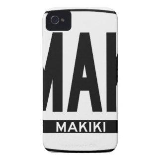 こんにちはMAKIKIステッカー Case-Mate iPhone 4 ケース