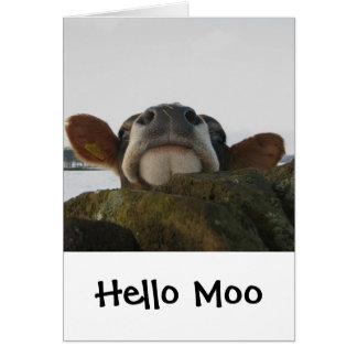 こんにちはMoo カード
