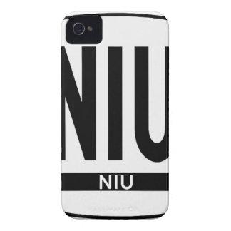 こんにちはNIUステッカー Case-Mate iPhone 4 ケース