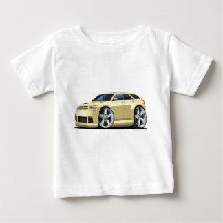 ごまかしのマグナムびんのタン車 ベビーTシャツ