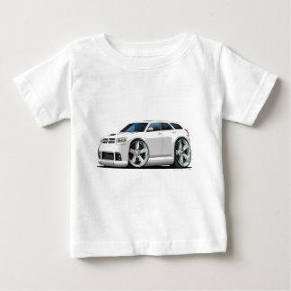 ごまかしのマグナムびんの白車 ベビーTシャツ