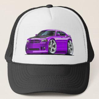 ごまかしの充電器によってすごい蜂の紫色車 キャップ