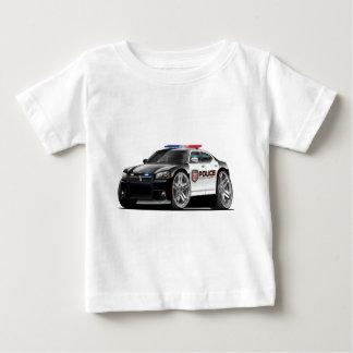 ごまかしの充電器のパトカー ベビーTシャツ