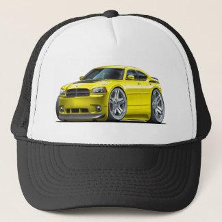 ごまかしの充電器のDaytonaの黄色い車 キャップ