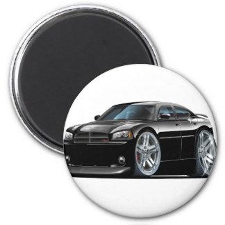 ごまかしの充電器のDaytonaの黒い車 マグネット