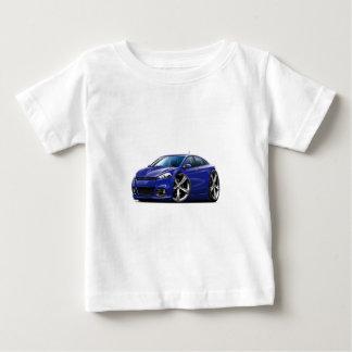 ごまかしの投げ矢Dkの青車 ベビーTシャツ