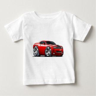 ごまかしの挑戦者の赤車 ベビーTシャツ
