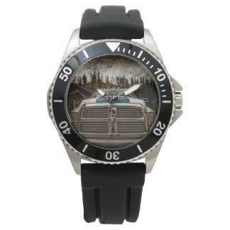ごまかしの自動車 腕時計