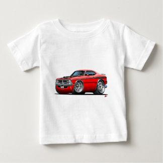 ごまかしの鬼の赤車 ベビーTシャツ