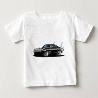 ごまかしのDaytonaの黒い車 ベビーTシャツ