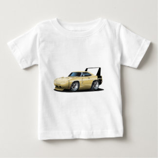 ごまかしのDaytonaタン車 ベビーTシャツ
