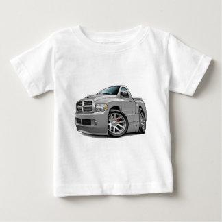 ごまかしSRT10のラムの灰色 ベビーTシャツ