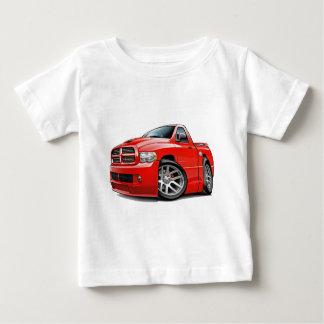 ごまかしSRT10のラムの赤 ベビーTシャツ