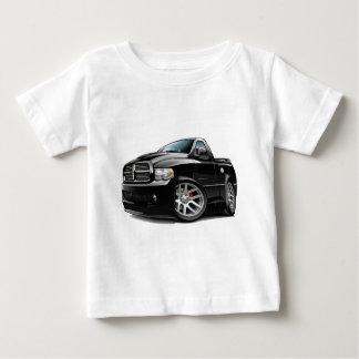 ごまかしSRT10のラムの黒 ベビーTシャツ