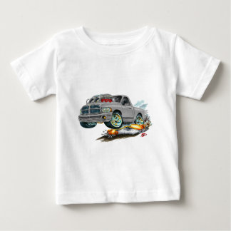 ごまかしSRT10の灰色のトラック ベビーTシャツ