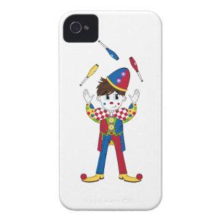 ごまかすサーカスのピエロのiphoneの場合 Case-Mate iPhone 4 ケース