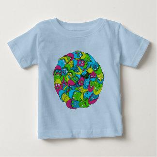 ごろつきの球 ベビーTシャツ