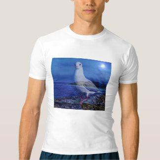 さあ、大きいカモメ(u) tシャツ