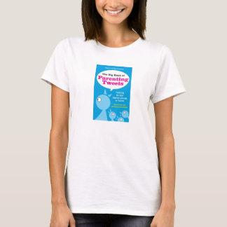 さえずりのTシャツの大きい本 Tシャツ