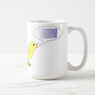 さえずり コーヒーマグカップ