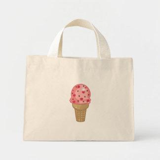 さくらんぼのチョコレートチップス ミニトートバッグ