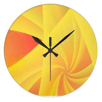 さくらんぼのレモネードの柱時計 ラージ壁時計
