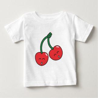 さくらんぼの双生児 ベビーTシャツ