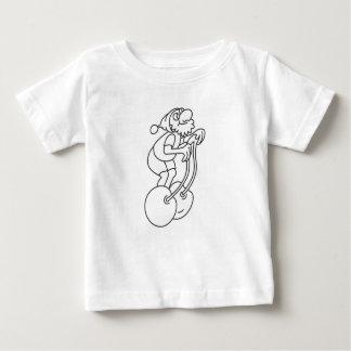 さくらんぼの格言 ベビーTシャツ