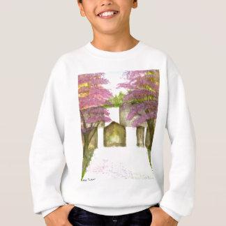 さくらんぼの滝 スウェットシャツ