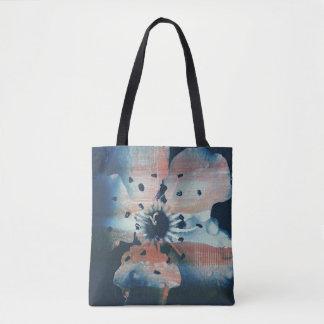 さくらんぼの花のトートバック トートバッグ