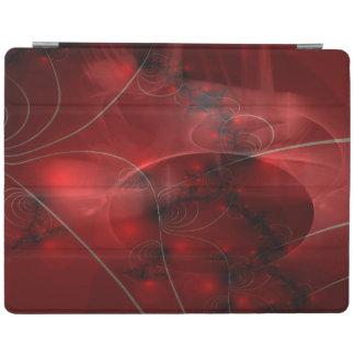 さくらんぼパイ抽象芸術 iPadスマートカバー