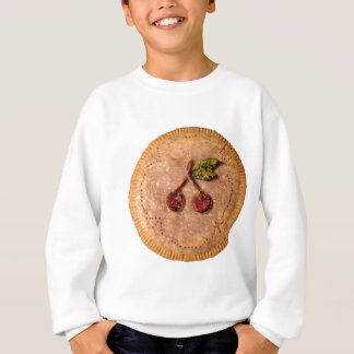 さくらんぼパイ スウェットシャツ