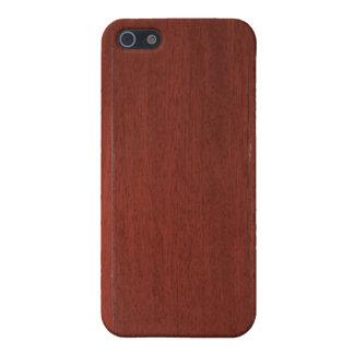 さくらんぼ木製パターンSpeckの場合のiPhone 4 iPhone 5 カバー