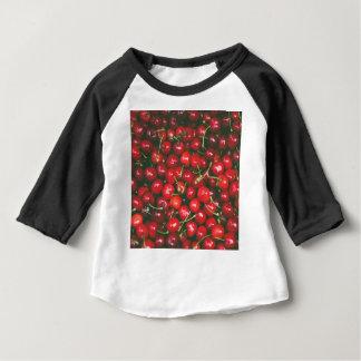 さくらんぼ… ベビーTシャツ
