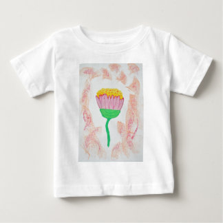 さくらんぼdots.jpg ベビーTシャツ