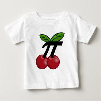 さくらんぼPi ベビーTシャツ