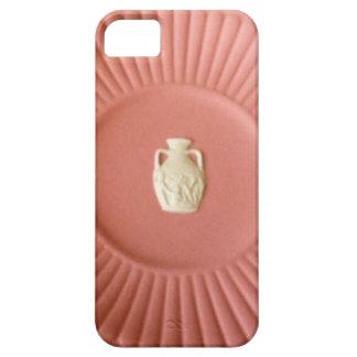 さざ波のポートランドピンクがかったつぼ iPhone SE/5/5s ケース