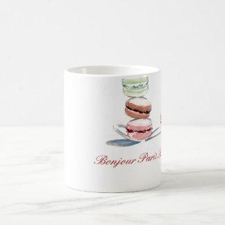 さじのマカロンのマグ コーヒーマグカップ