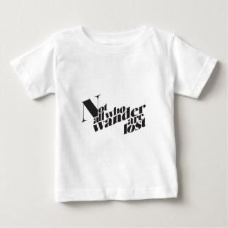 さまようこと ベビーTシャツ