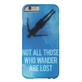 さまよう人はすべて失った BARELY THERE iPhone 6 ケース