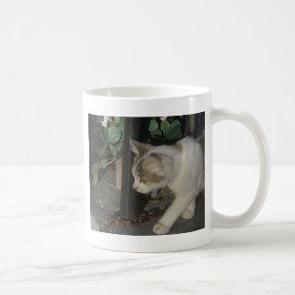 さまよう子猫 コーヒーマグカップ