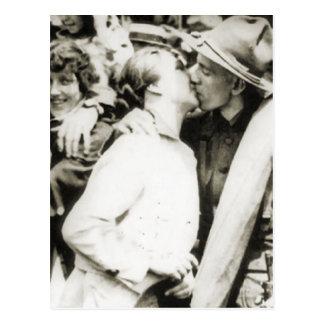 さようならキス1915年 ポストカード