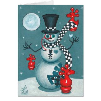 さようなら氏WinterフロストBite! カード