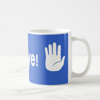 さようなら! コーヒーマグカップ